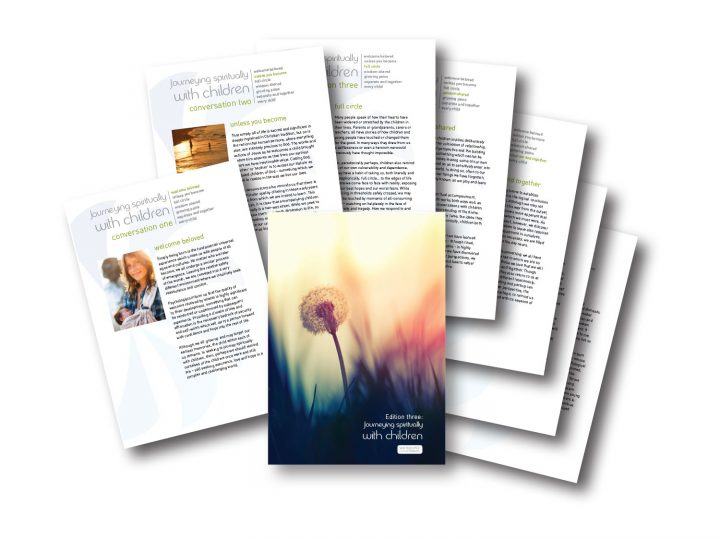 New conversation pack – Journeying spiritually with children